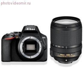 Зеркальный фотоаппарат Nikon D3500 Kit 18-140 VR AF-S