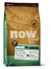 NOW Natural holistic Беззерновой для взрослых собак малых пород со свежим ягненком и овощами Fresh Small Breed Recipe Red Meat Grain Free, 11,3 кг