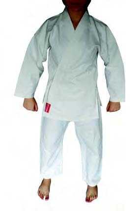 Кимоно для карате без пояса ATEMI PKU-320