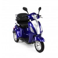 Электроскутер Volteco Trike 1000W Blue