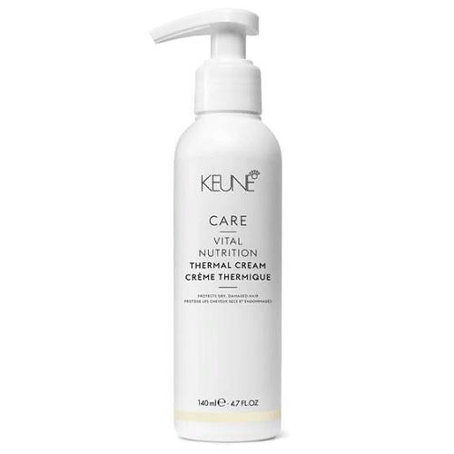 Keune Крем термо-защита Основное питание/ CARE Vital Nutr Thermal Cream, 140 мл.