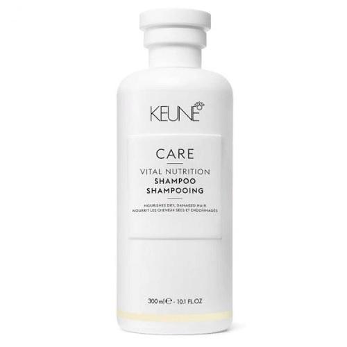 Keune Шампунь Основное питание/ CARE Vital Nutrition Shampoo, 300 мл.