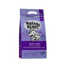"""Barking Heads Беззерновой для щенков с лососем и курицей  """"Щенячьи деньки"""" 18 кг"""