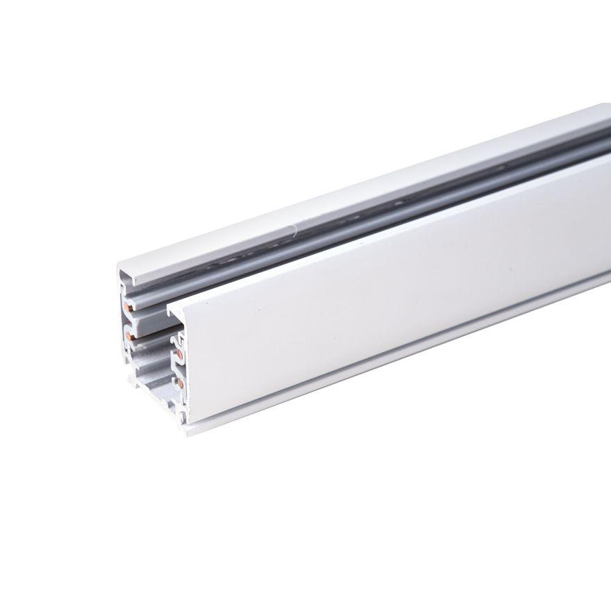 Трехфазный шинопровод Elektrostandard TRL-1-3-100-WH 1 метр белый