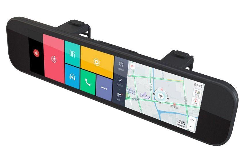 Видеорегистратор-зеркало Xiaomi Smart Rearview Mirror (70mai)
