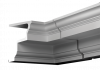 Внутренний Угол Европласт Фасадный 4.02.121 Ш407хВ259хГ407 мм