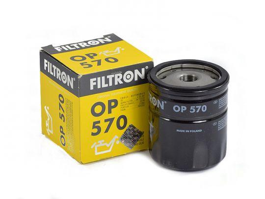 Фильтр масляный W712/75 ан. OP570