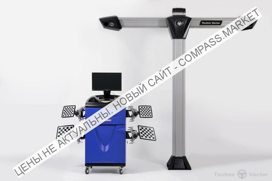 Стенд сход-развал 3D Техновектор 7 V 7202 T 5 A