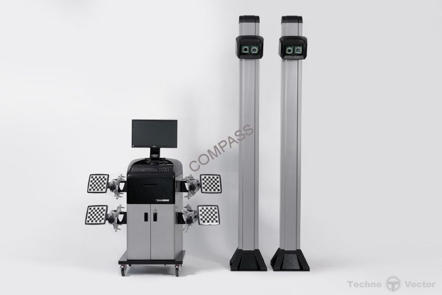 Стенд сход-развал 3D Техновектор 7 T 7204 H A