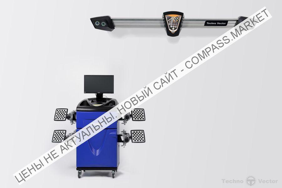 Стенд сход-развал 3D Техновектор 7 V 7204 K A