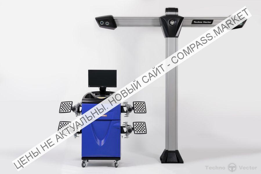 Стенд сход-развал 3D Техновектор 7 V 7204 T A