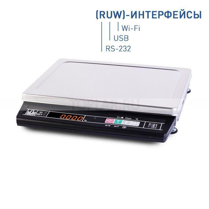 Весы МАССА MK_A21 (RUW)