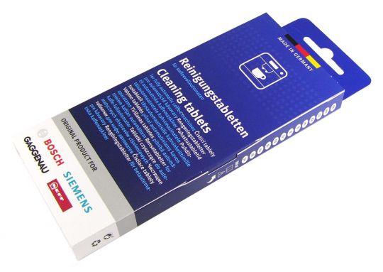 Таблетки 00311969 от жира, для кофемашин Bosch-Siemens