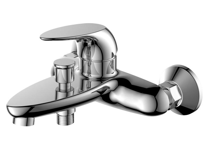 Смеситель для ванны или для душа ZorG Crassi ZR 104 W-1