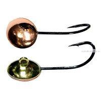 Джиг-таблетка форелевая MadFish 2 гр / цвет:  Gold/Copper