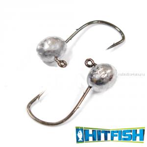 Джиг головка Hitfish Micro Jig № 4 / 1,3гр (5шт в уп)