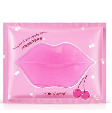Увлажняющая маска для губ с экстрактом вишни «BIOAQUA» Rorec (8662).