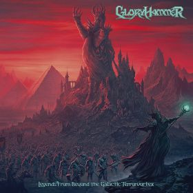 "GLORYHAMMER ""Legends From Beyond The Galactic Terrorvortex"" [2CD-DIGI]"