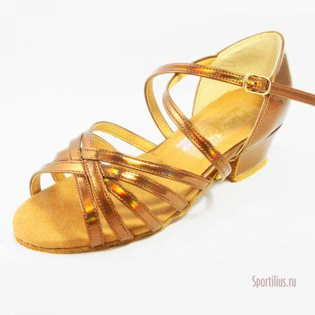 Туфли для бальных танцев голография