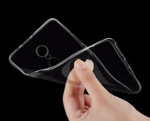 Накладка Huawei P30 Lite силикон (white)
