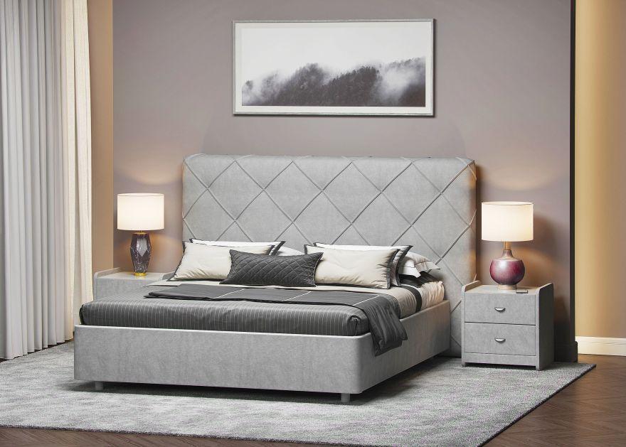 Кровать Manhatten с подъемным механизмом | Сонум