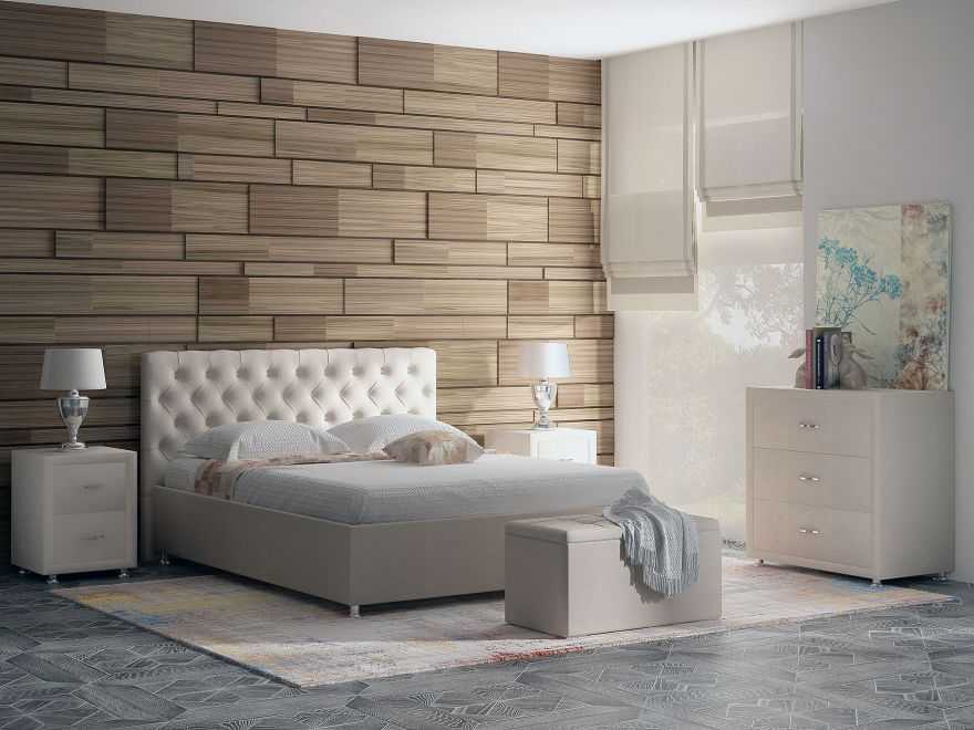 Кровать Florence с подъемным механизмом   Сонум
