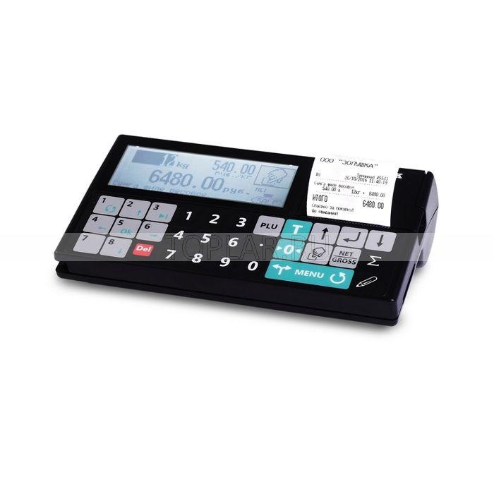 Весовой терминал с печатью отчётов МАССА RC