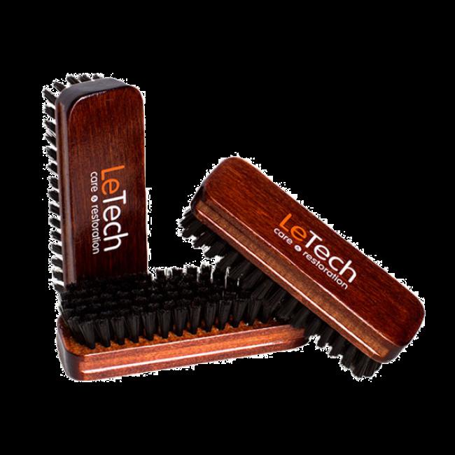 Щетка для чистки кожи большая LeTech