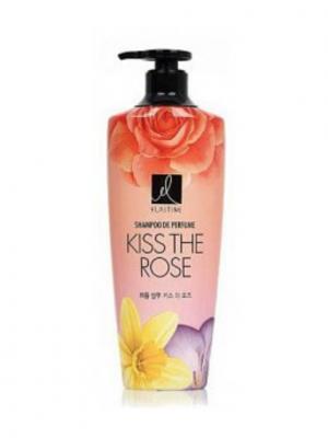 LG Elastine Perfume Kiss The Rose Парфюмированный шампунь для всех типов волос 600 мл