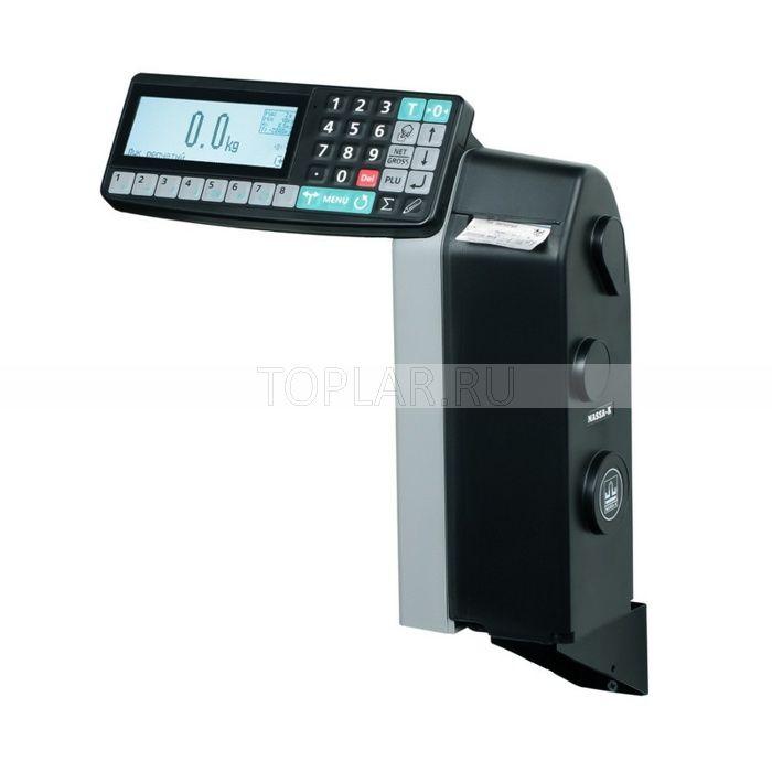 Весовой терминал с печатью этикеток МАССА RL