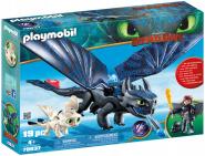 Набор Playmobil 70037 Ночная ярость
