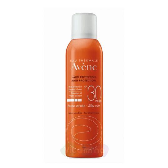 Avene Невесомый солнцезащитный масло-спрей SPF30