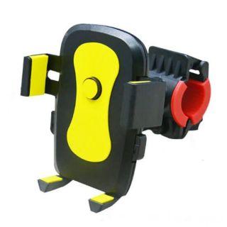 Держатель телефона на велосипед Bike Phone Support, Желтый