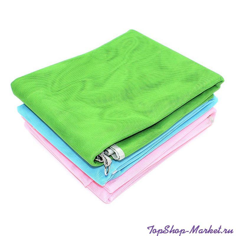 Пляжный коврик SAND FREE MAT, 200х150 см, Цвет: Розовый