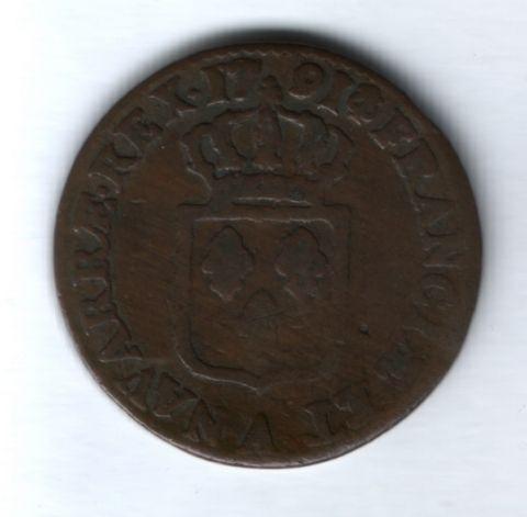 1 соль 1791 года Франция