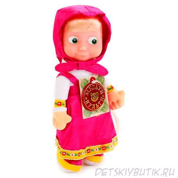 Интерактивная мягкая игрушка Маша, 22 см