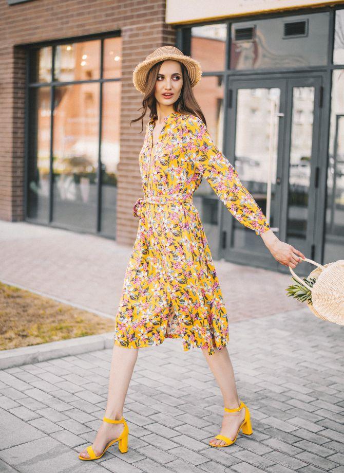 1147. Платье
