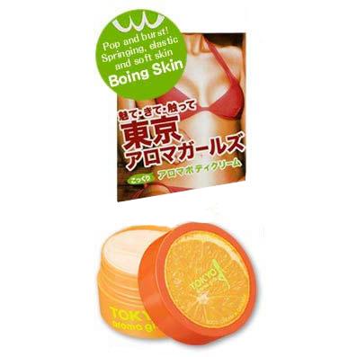 Sana Крем для тела с ароматом апельсина, 50g