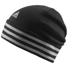 Шапка adidas Essentials 3-Stripes Woolie чёрная
