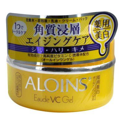 ALOINS EAUDE VC GEL Крем –гель для лица и тела с экстрактом алоэ и витамином С, 100g