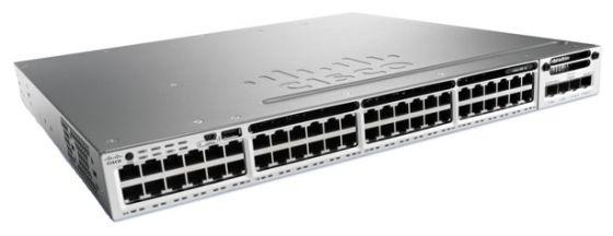 Коммутатор Cisco Catalyst WS-C3850-48P-S