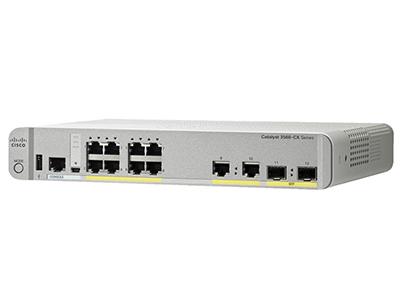 Коммутатор Cisco Catalyst WS-C3560CX-8TC-S