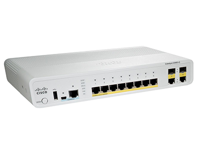 Коммутатор Cisco Catalyst WS-C2960C-12PC-L