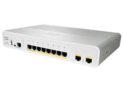 Коммутатор Cisco Catalyst WS-C2960C-8TC-L