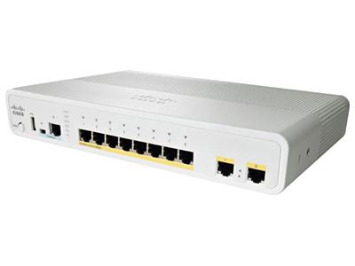 Коммутатор Cisco Catalyst WS-C2960C-8TC-L