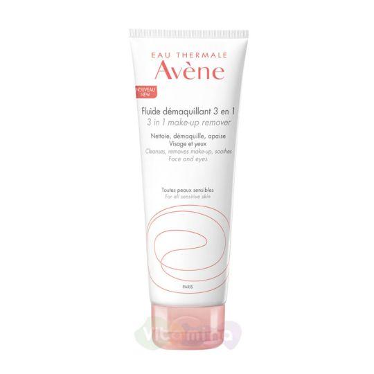Avene Флюид для снятия макияжа 3 в 1