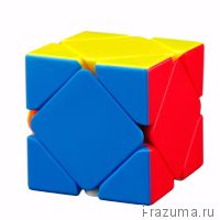 Кубик Рубика Скьюб