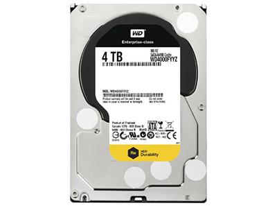 Жесткий диск WD SATA-III 4Tb RE (7200rpm) 64Mb 3.5, WD4000FYYZ