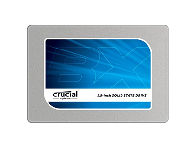 Жесткий диск Crucial BX100 2.5 1TB SATA 6Gbps CT1000BX100SSD1