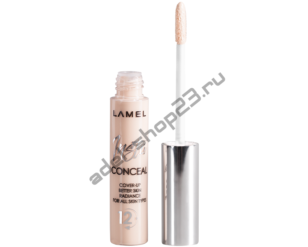 Lamel Professional - Консилер для лица Insta Conceal